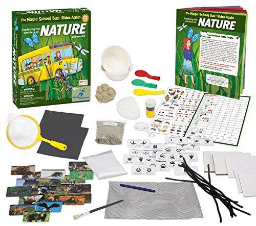 ボードゲーム 英語 アメリカ 海外ゲーム The Magic School Bus: Explore the Wonders of Natureボードゲーム 英語 アメリカ 海外ゲーム