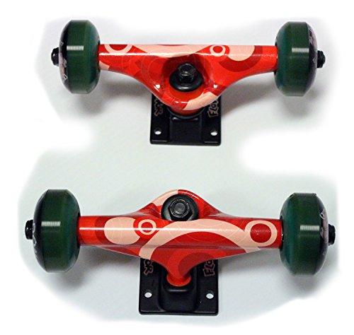 ベアリング スケボー スケートボード 海外モデル 直輸入 DECK TGM Skateboards SKATEBOARD 7.75 Trucks, 52mm Wheels, ABEC 5 Bearings Combo Package REDベアリング スケボー スケートボード 海外モデル 直輸入 DECK