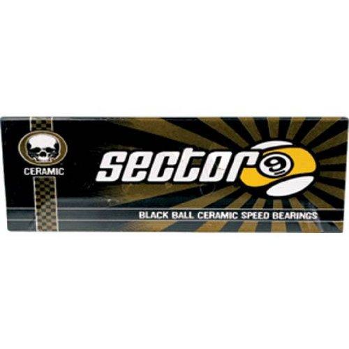 ベアリング スケボー スケートボード 海外モデル 直輸入 CRB Sector 9 Black Ball Ceramic Race Bearingsベアリング スケボー スケートボード 海外モデル 直輸入 CRB