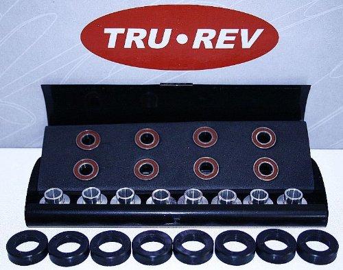 ベアリング スケボー スケートボード 海外モデル 直輸入 Trurev Skateboard 688 Ceramic Mini Bearing Kit- Add Speed to Your Ride- Awarded Seal of Excellenceベアリング スケボー スケートボード 海外モデル 直輸入