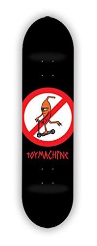 デッキ スケボー スケートボード 海外モデル 直輸入 DECK Toy Machine Skateboards No Scooter Skateboard Deck - 8