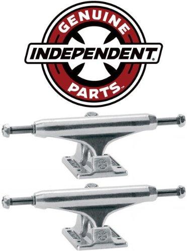 トラック スケボー スケートボード 海外モデル 直輸入 DECK INDEPENDENT Skateboard Trucks 129mm Silver Raw STAGE 11 7.75 in PAIR (2 trucks)トラック スケボー スケートボード 海外モデル 直輸入 DECK
