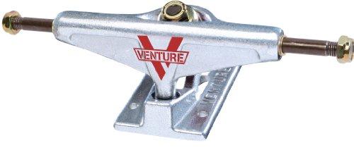 トラック スケボー スケートボード 海外モデル 直輸入 3005100150H Venture 5.0 Lo Polished Skateboard Truck (Silver, Set of 2)トラック スケボー スケートボード 海外モデル 直輸入 3005100150H