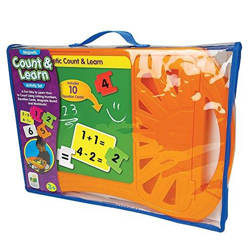 ボードゲーム 英語 アメリカ 海外ゲーム The Learning Journey: Magnetic Count and Learn Board - A Number and Math Focused Activity Setボードゲーム 英語 アメリカ 海外ゲーム