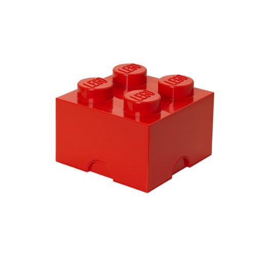 レゴ 【送料無料】LEGO Storage Brick 4, Redレゴ
