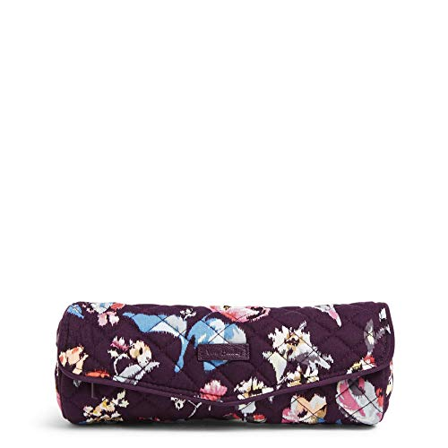 ヴェラブラッドリー パスケース IDケース 定期入れ ベラブラッドリー 【送料無料】Vera Bradley Women's Signature Cotton On a Roll Cosmetic Case, Indiana Rose, One Sizeヴェラブラッドリー パスケース IDケース 定期入れ ベラブラッドリー