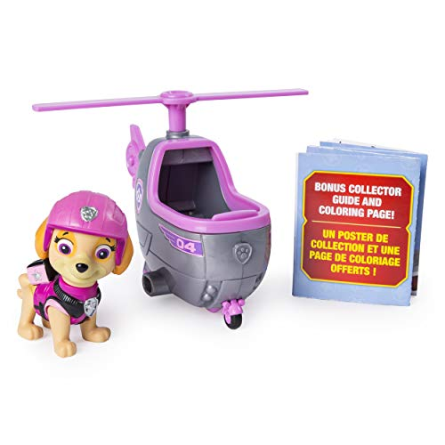 パウパトロール アメリカ直輸入 英語 バイリンガル育児 おもちゃ PAW Patrol Ultimate Rescue Skye's Mini Helicopter with Collectible Figure, Ages 3 and Upパウパトロール アメリカ直輸入 英語 バイリンガル育児 おもちゃ