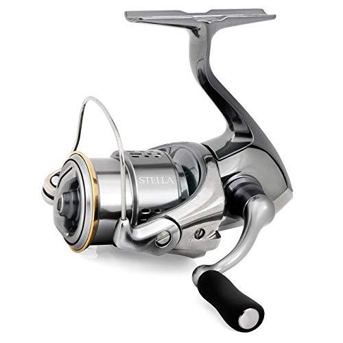 リール Shimano シマノ 釣り道具 フィッシング SHIMANO Stella C3000 FJ Compact Spinning Fishing Reel with Front Drag, STLC3000FJリール Shimano シマノ 釣り道具 フィッシング