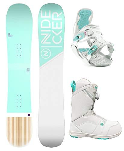 無料ラッピングでプレゼントや贈り物にも。逆輸入並行輸入送料込 スノーボード ウィンタースポーツ フロウ 2017年モデル2018年モデル多数 【送料無料】Flow Nidecker Elle 139cm Women's Snowboard Package Bindings BOA Boots (Boot Size 7)スノーボード ウィンタースポーツ フロウ 2017年モデル2018年モデル多数
