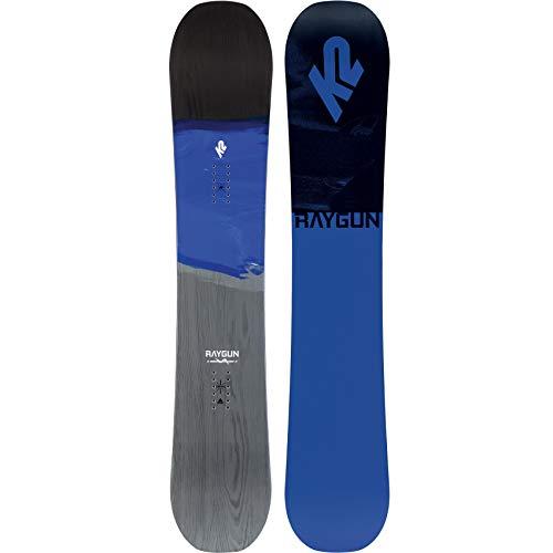 スノーボード ウィンタースポーツ ケーツー 2017年モデル2018年モデル多数 【送料無料】K2 Raygun Snowboard 2020 - Men's (150 cm)スノーボード ウィンタースポーツ ケーツー 2017年モデル2018年モデル多数