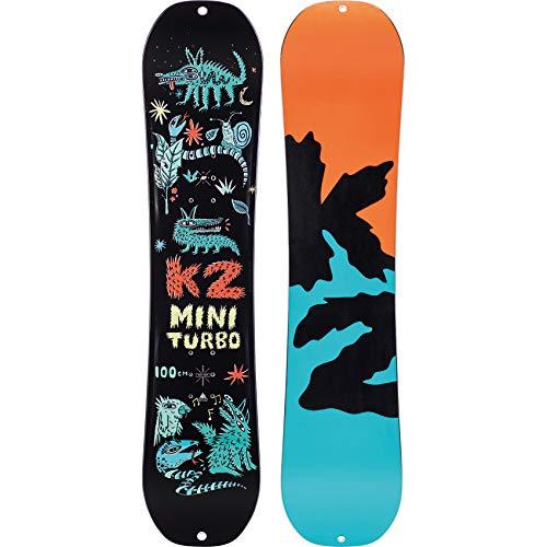 スノーボード ウィンタースポーツ ケーツー 2017年モデル2018年モデル多数 【送料無料】K2 2020 Mini Turbo Jr 100cm Snowboardスノーボード ウィンタースポーツ ケーツー 2017年モデル2018年モデル多数