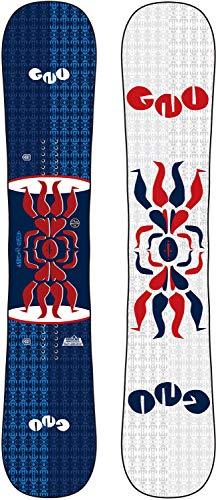 スノーボード ウィンタースポーツ グヌー 2017年モデル2018年モデル多数 【送料無料】Gnu Forest Bailey Head Space Asym Snowboard Mens Sz 158cmスノーボード ウィンタースポーツ グヌー 2017年モデル2018年モデル多数