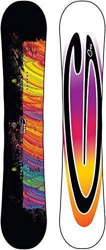スノーボード ウィンタースポーツ グヌー 2017年モデル2018年モデル多数 【送料無料】Gnu B-Nice Asym Snowboard Womens Sz 145cm Darkスノーボード ウィンタースポーツ グヌー 2017年モデル2018年モデル多数