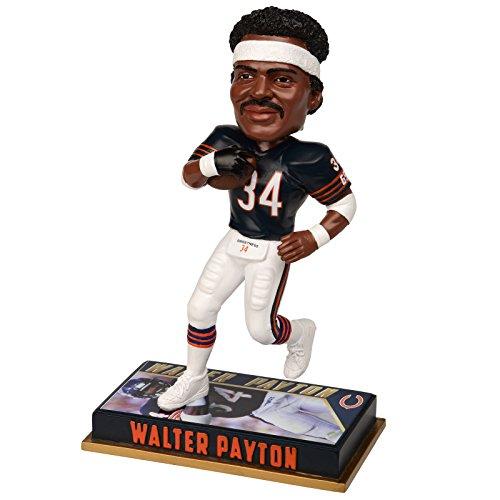 ボブルヘッド バブルヘッド 首振り人形 ボビンヘッド BOBBLEHEAD 【送料無料】Chicago Bears Bobblehead - 8 Inch - Retired Player - Walter Payton #34ボブルヘッド バブルヘッド 首振り人形 ボビンヘッド BOBBLEHEAD