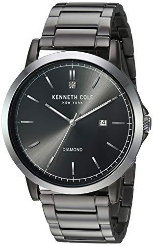 ケネスコール・ニューヨーク Kenneth Cole New York 腕時計 メンズ 【送料無料】Kenneth Cole New York Male Quartz Watch with Stainless Steel Strap, Grey, 21 (Model: KC50555003)ケネスコール・ニューヨーク Kenneth Cole New York 腕時計 メンズ