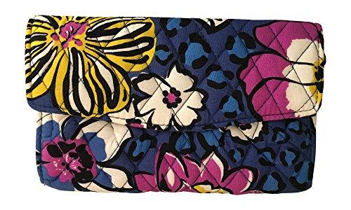 ヴェラブラッドリー ベラブラッドリー アメリカ 日本未発売 財布 【送料無料】Vera Bradley Strap Wallet (African Violet with solid violet lining)ヴェラブラッドリー ベラブラッドリー アメリカ 日本未発売 財布