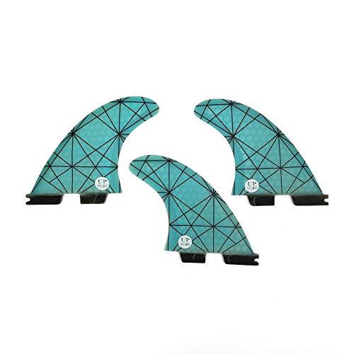 無料ラッピングでプレゼントや贈り物にも 逆輸入並行輸入送料込 サーフィン フィン マリンスポーツ 送料無料 UPSURF Surfboard FCS2 G5 - 3 春の新作続々 G7 Yellow fins Choose Fiberglass Thrusters Color 送料無料 激安 お買い得 キ゛フト