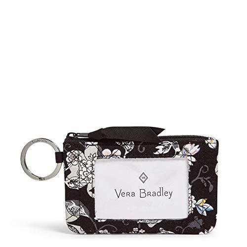 ヴェラブラッドリー パスケース IDケース 定期入れ ベラブラッドリー 【送料無料】Vera Bradley Women's Signature Cotton Zip, holland Garden, One Sizeヴェラブラッドリー パスケース IDケース 定期入れ ベラブラッドリー