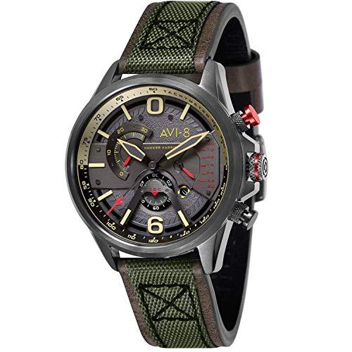 アヴィエイト アビエイト 腕時計 メンズ イギリス 【送料無料】AVI-8 Hawker Harrier II Japan Quartz Watch - AV-4056-03アヴィエイト アビエイト 腕時計 メンズ イギリス