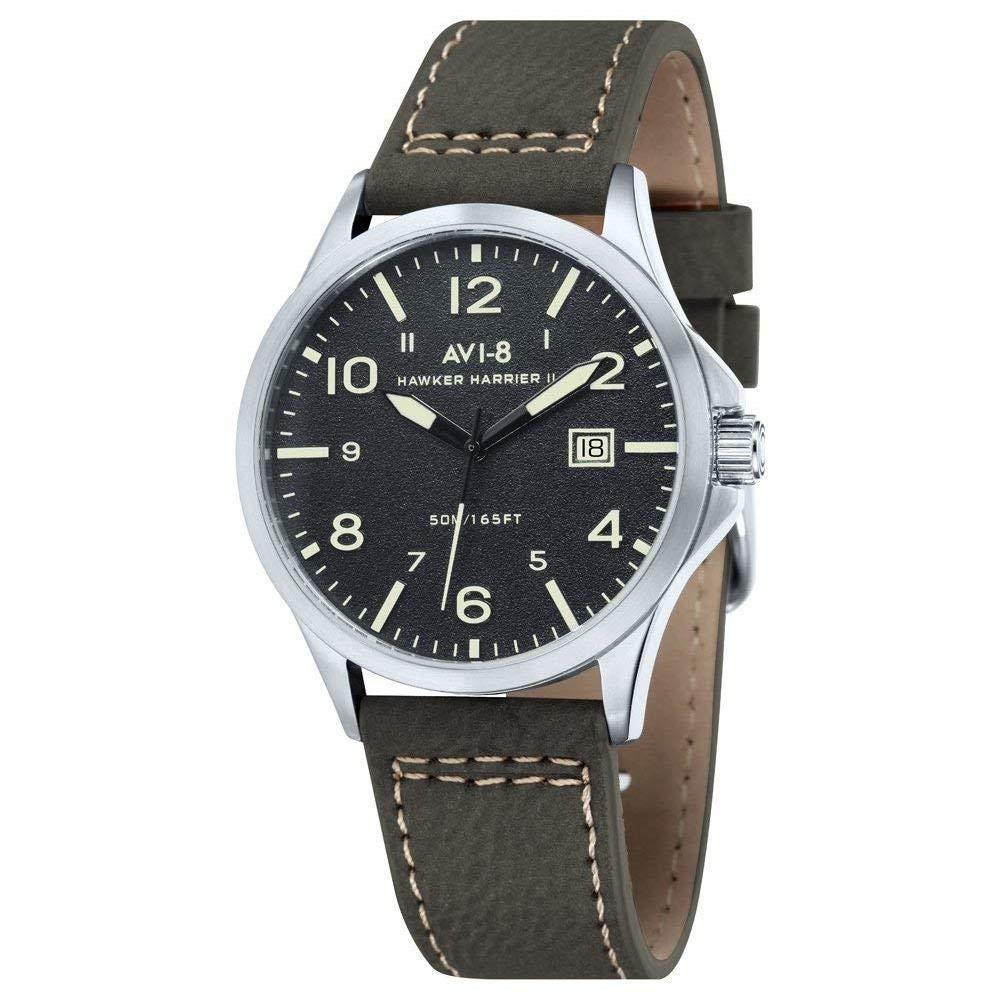 腕時計 アヴィエイト アビエイト メンズ イギリス 【送料無料】AVI-8 Hawker Harrier II Japan Quartz Watch - AV-4019-04腕時計 アヴィエイト アビエイト メンズ イギリス