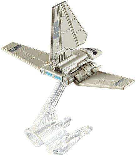 ホットウィール マテル ミニカー ホットウイール 【送料無料】Hot Wheels Star Wars Starship Imperial Shuttleホットウィール マテル ミニカー ホットウイール