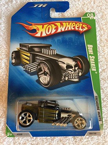 ホットウィール マテル ミニカー ホットウイール 【送料無料】Hot Wheels 2009 Super Treasure Hunt Bone Shaker 08/12ホットウィール マテル ミニカー ホットウイール