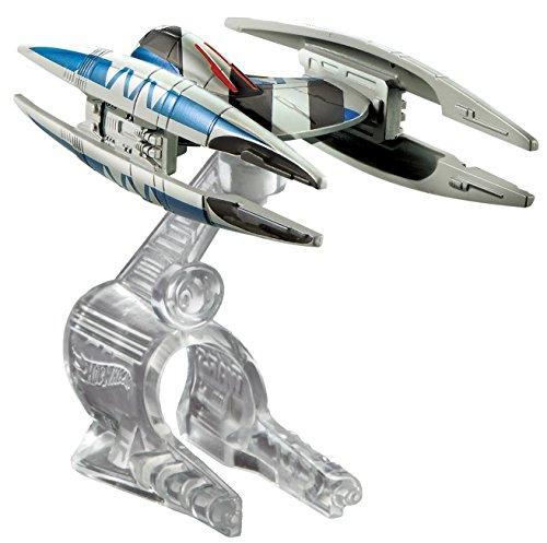 ホットウィール マテル ミニカー ホットウイール 【送料無料】Hot Wheels Star Wars Starship T-16 Skyhopper Vehicleホットウィール マテル ミニカー ホットウイール