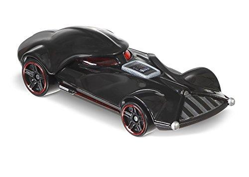 ホットウィール マテル ミニカー ホットウイール 【送料無料】Hot Wheels Star Wars 40th Anniversary Darth Vader, Vehicleホットウィール マテル ミニカー ホットウイール
