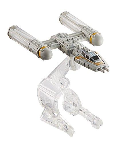ホットウィール マテル ミニカー ホットウイール 【送料無料】Hot Wheels Star Wars Starship Y-Wing Vehicleホットウィール マテル ミニカー ホットウイール