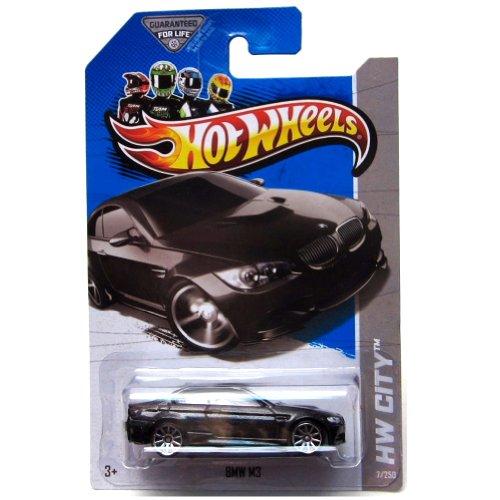 ホットウィール マテル ミニカー ホットウイール 【送料無料】Hot Wheels 2013 HW City BMW M37/250, Blackホットウィール マテル ミニカー ホットウイール