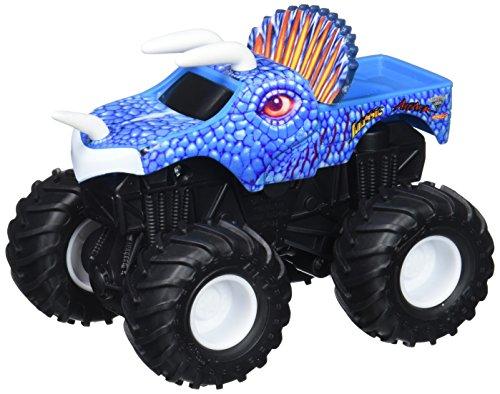 ホットウィール マテル ミニカー ホットウイール 【送料無料】Hot Wheels Monster Jam Rev Tredz Jurassic Attack Vehicleホットウィール マテル ミニカー ホットウイール