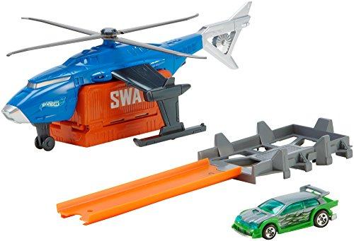 ホットウィール マテル ミニカー ホットウイール 【送料無料】Hot Wheels SWAT Helicopter Vehicleホットウィール マテル ミニカー ホットウイール