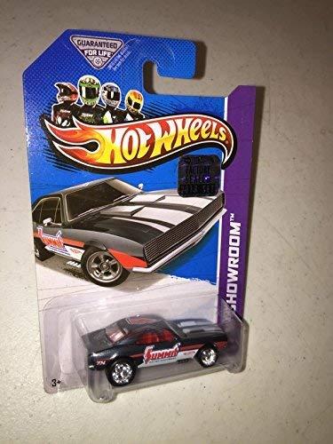 ホットウィール マテル ミニカー ホットウイール 【送料無料】Hot Wheels 2013 Super Treasure Hunt Summit Racing '67 Camaro [Grey] (VHTF) Rare!ホットウィール マテル ミニカー ホットウイール