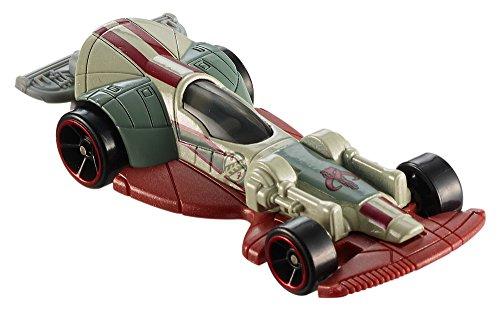 ホットウィール マテル ミニカー ホットウイール Hot Wheels Star Wars Boba Fett's Slave I Carship Vehicleホットウィール マテル ミニカー ホットウイール