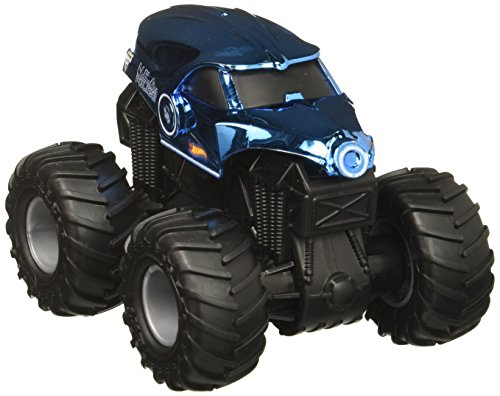 ホットウィール マテル ミニカー ホットウイール 【送料無料】Hot Wheels Monster Jam Rev Tredz Vehicle, Nea Blueホットウィール マテル ミニカー ホットウイール