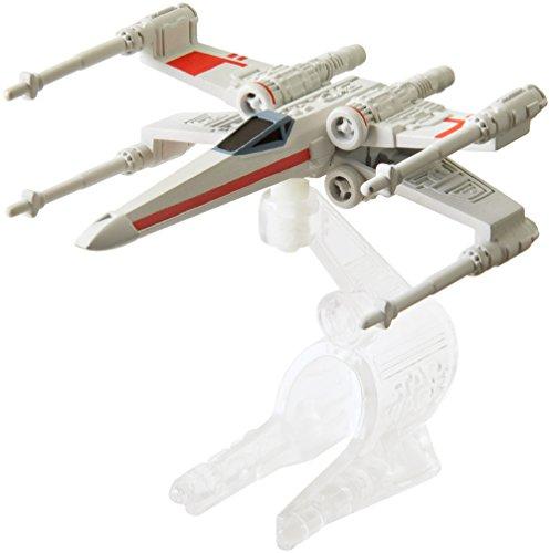 ホットウィール マテル ミニカー ホットウイール Hot Wheels Star Wars Starship X-Wing Fighter Red 5ホットウィール マテル ミニカー ホットウイール