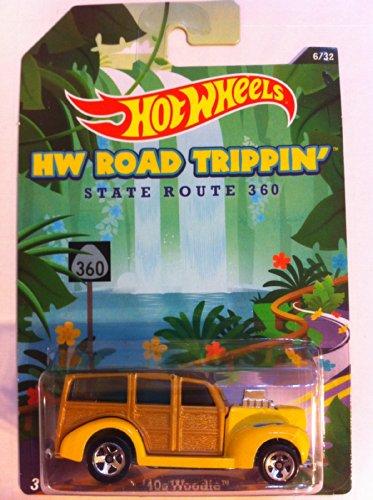 ホットウィール マテル ミニカー ホットウイール Hot Wheels Road Trippin' - Route 66ホットウィール マテル ミニカー ホットウイール