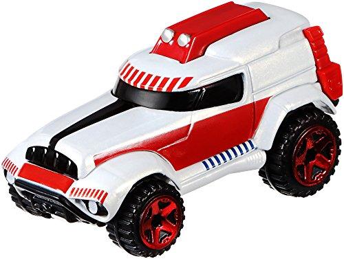 ホットウィール マテル ミニカー ホットウイール 【送料無料】Hot Wheels Star Wars Character Car, Clone Shock Trooperホットウィール マテル ミニカー ホットウイール