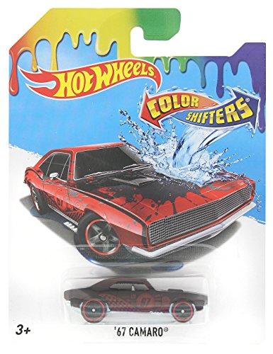 ホットウィール マテル ミニカー ホットウイール 【送料無料】Hot Wheels Color Shifters '67 Camaro (Black to Red) Packaging May Varyホットウィール マテル ミニカー ホットウイール