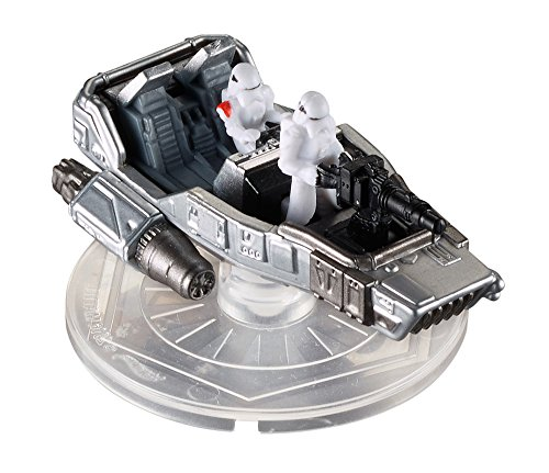 ホットウィール マテル ミニカー ホットウイール Hot Wheels Star Wars Rogue One Starship First Order Snowspeeder Vehicleホットウィール マテル ミニカー ホットウイール