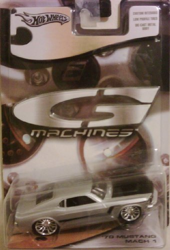 ホットウィール マテル ミニカー ホットウイール 【送料無料】Hot Wheels G Machines - '70 Mustang Mach 1ホットウィール マテル ミニカー ホットウイール
