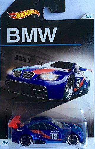 ホットウィール マテル ミニカー ホットウイール 【送料無料】Hot Wheels BMW 100th Anniversary Series #5 BMW M3 GT2ホットウィール マテル ミニカー ホットウイール
