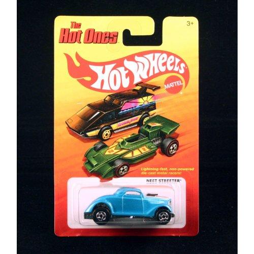 ホットウィール マテル ミニカー ホットウイール NEET STREETER (BLUE) The Hot Ones 2011 Release of the 80's Classic Vintage HOT WHEELSホットウィール マテル ミニカー ホットウイール