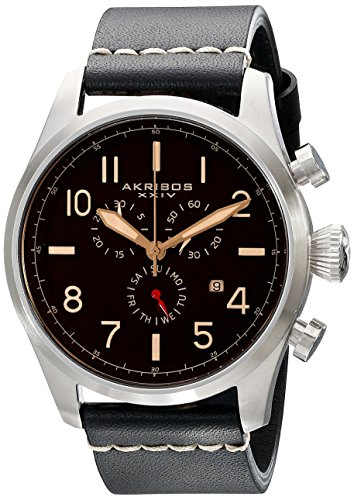 アクリボスXXIV 腕時計 メンズ 【送料無料】Akribos XXIV Men's