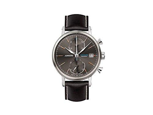 ユンカース ドイツ 腕時計 メンズ 【送料無料】Junkers Expedition South America Men's Watch Chrono 6588-2ユンカース ドイツ 腕時計 メンズ