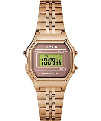 タイメックス 腕時計 レディース 【送料無料】Timex Classic Quartz Movement Digital Dial Ladies Watch TW2T48300タイメックス 腕時計 レディース
