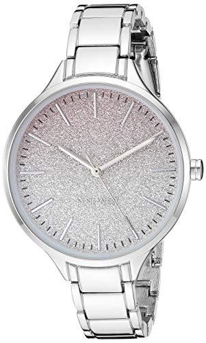 ナインウェスト 腕時計 レディース 【送料無料】Nine West Women's Silver-Tone Bracelet Watch, NW/2337OMSVナインウェスト 腕時計 レディース