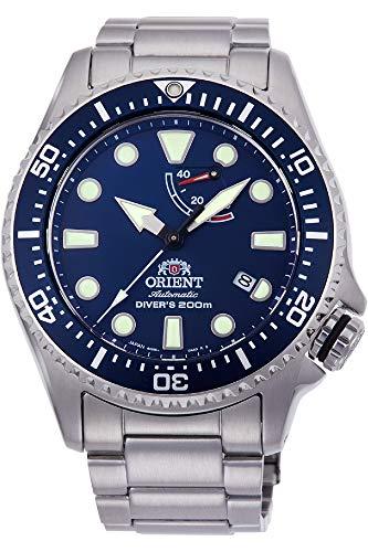 腕時計 オリエント メンズ 【送料無料】Orient Men's Automatic Watch with Stainless Steel Strap, Grey, 22 (Model: RA-EL0002L00B)腕時計 オリエント メンズ