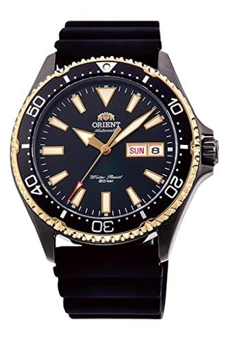 オリエント 腕時計 メンズ 【送料無料】Orient Mens Analogue Automatic Watch with Rubber Strap RA-AA0005B19Bオリエント 腕時計 メンズ