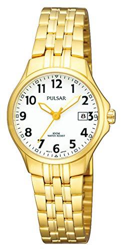 パルサー SEIKO セイコー 腕時計 メンズ 【送料無料】Pulsar Uhren Men's Quartz Watch Klassik PH7224X1 with Metal Strapパルサー SEIKO セイコー 腕時計 メンズ